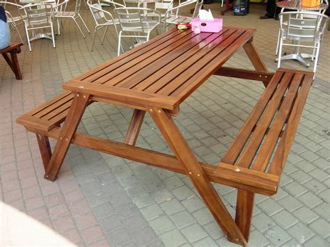 jual meja kursi taman lipat folding garden table set