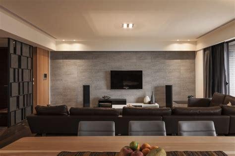 organisches und minimalistisches interior aus dem fernen osten