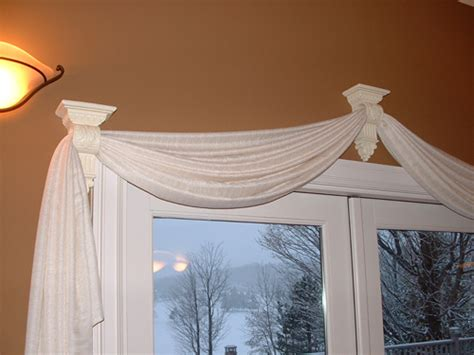 lace shades window treatments  bay curtains window
