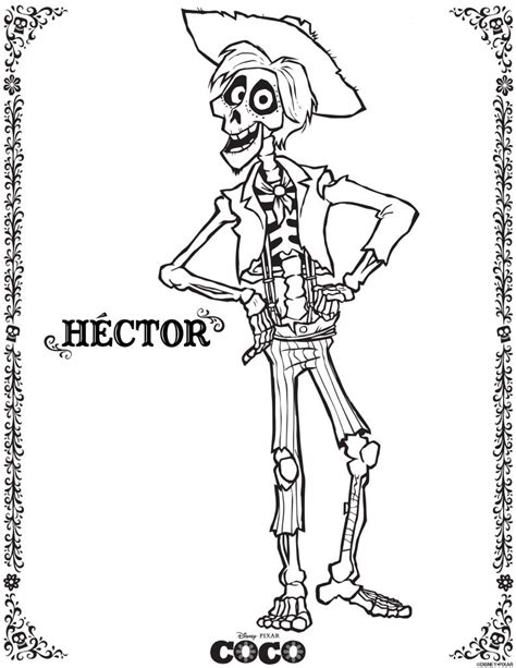 coco coloring pages  coloring pages  kids