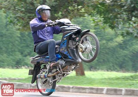 Modifikasi Jupiter Mx Yang Simple by Foto Modifikasi Motor Yamaha Jupiter Mx Simple Acre