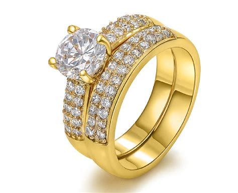 unique cheap  carat gold wedding rings matvukcom