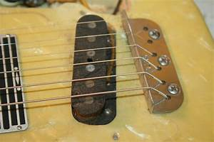 1955 Fender Champion Lap Steel   Fee0719