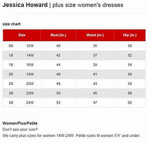 Hudson Bay Size Chart Howard Dresses Plus Size Chart Via Macys Dress