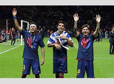 UEFA's Champions League squad of the season