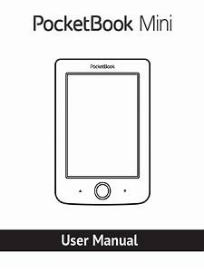 User Manual Pocketbook