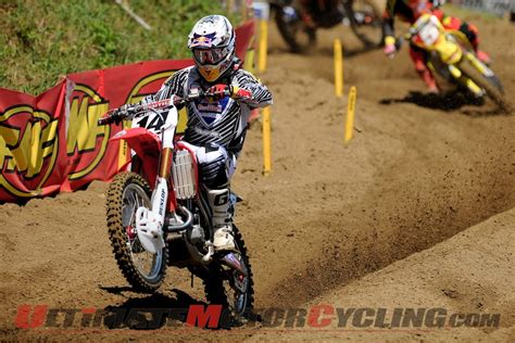 ama motocross rules washougal motocross trey canard on top ultimate