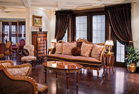 fabricant canape italien décoration salon style classique
