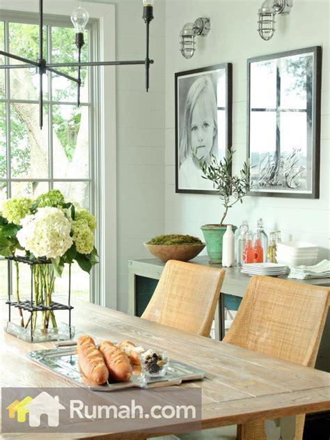 cerdas buat ruang makan lebih segar rumah  gaya
