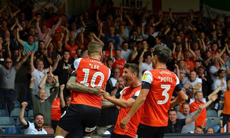 BRISTOL CITY FIXTURE A SELL-OUT!   News   Luton Town FC