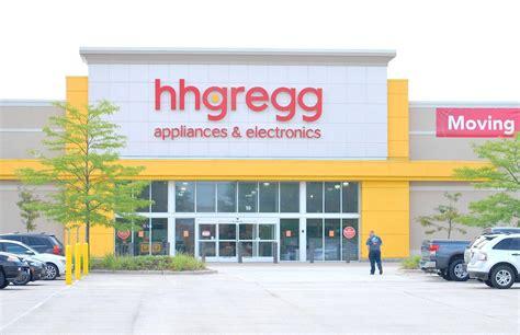 hhgregg closing  stores including  whitehall