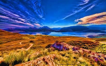Wallpapers Scotland Desktop Background Mountains Microsoft Pixels