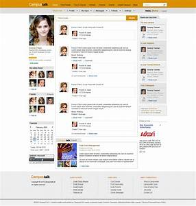 social network template With social networking sites templates php