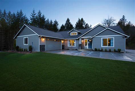 yakima wa custom   lot home builders hiline homes