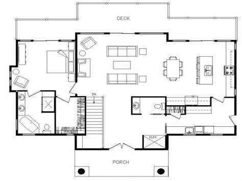 open ranch style home floor plan memes house plans