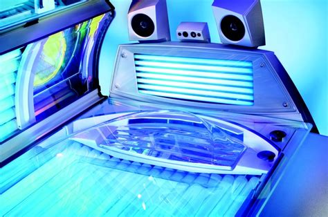 Ergoline Tanning Bed by Ergoline Aromatherapy Misting Tanning Bed I The Mist