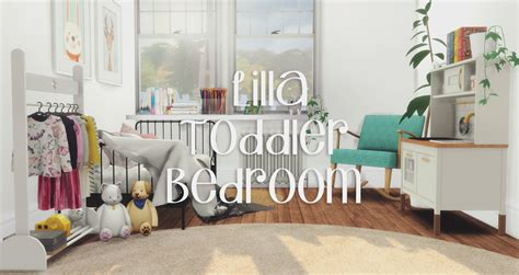 Lilla Toddler Bedroom *NEW SET