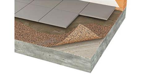 AcoustiCork R12 underlayment   Cork / Rubber Tile Flooring