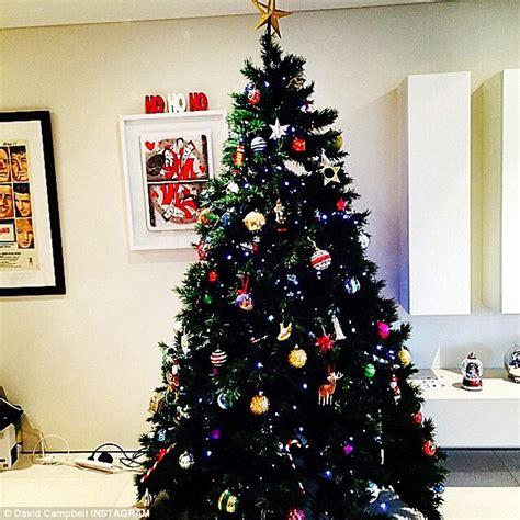 tim dormer ada nicodemou david cbell and ben fordham get christmas trees up early daily