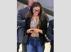 Selena Gomez almost suffers wardrobe malfunction with