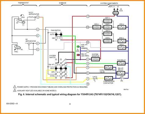 Goodman Furnace Thermostat Wiring Diagram Free
