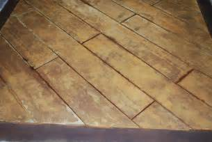 wood floors on concrete how to
