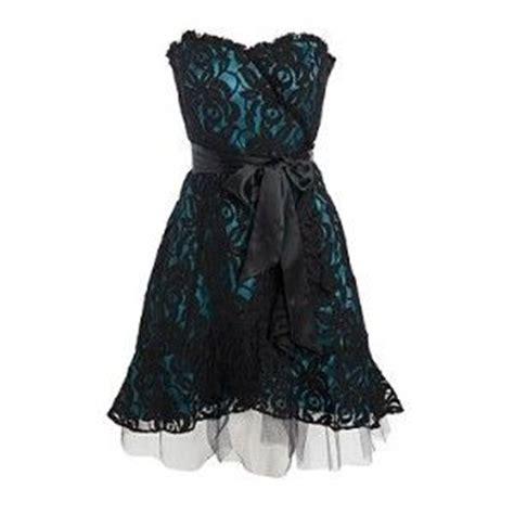 Short dark green formal dresses | Black and green lace prom dress | Shop fashion apparel ...