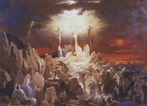Vasili Golinsky. The Crucifixion of Jesus Christ. undated ...