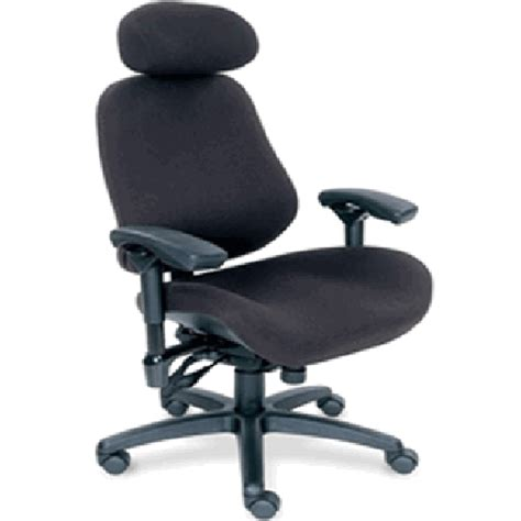 bodybilt i3507 intensive use big and tall office ergonomic
