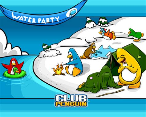 Cp Wallpaper Anime - club penguin images c p water hd wallpaper and