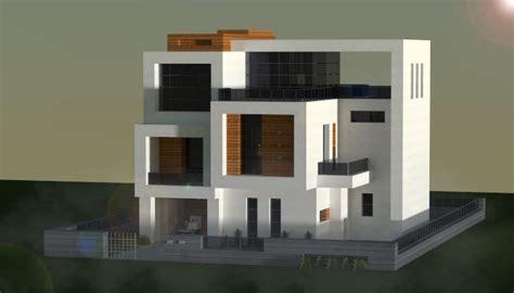 small modern house creation