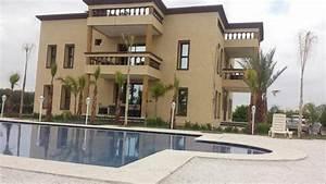 Facade Maison Maroc Villa Moderne Maroc N11660 Maison Vendre ...