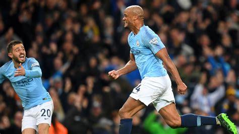 Vincent Kompany goal video: Manchester City captain seals ...