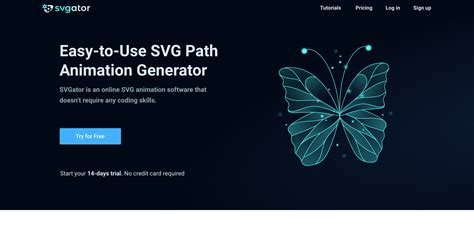 Instead of using smil, raphaëljs interpolates path. SVG Line & Path Animation - No Coding Required   SVGator