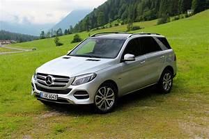 2016 Mercedes-Benz GLE550e Plug-In Hybrid: Quick Drive
