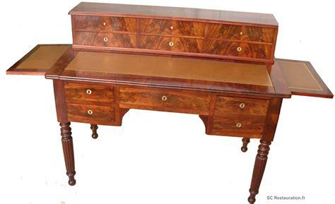 bureau à gradin meubles restaurés screstauration