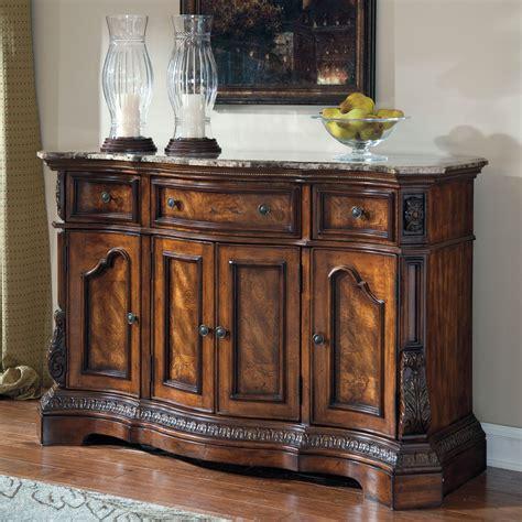 dining room server cabinet signature design by ashley 39 ledelle 39 dark cherry dining