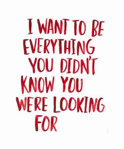 I Love Everything About You Quotes. QuotesGram