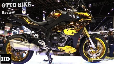 Otto Bike  2019 Bmw S1000xr Exclusive Gold Features