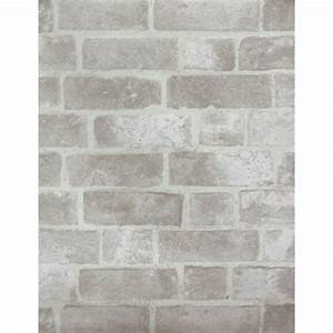 York Wallcoverings Brick Wallpaper