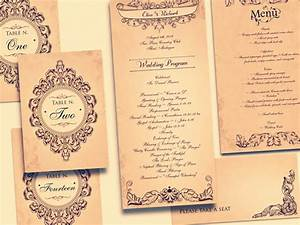 vintage wedding invitations set the tone for a timeless With wedding invitation cards jpg