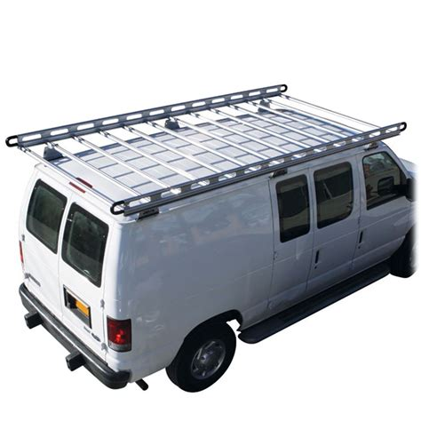 vantech ford econoline roof rack system discount ramps