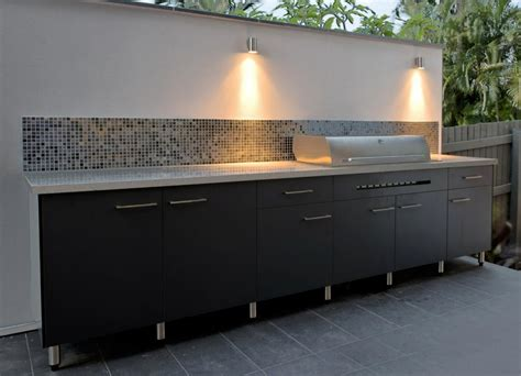 build outdoor kitchens   garden hipagescomau