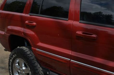 sell   jeep grand cherokee overland  long arm