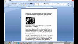 microsoft word move around documents without the mouse With documents download from youtube