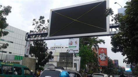 manfaat pasang iklan videotron jakarta sinergi media