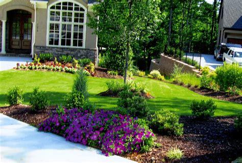 yard flowers landscaping garden yard garden loversiq