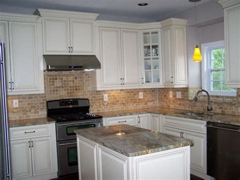 countertop colors for white kitchen cabinets brown colored ceramic backsplash for classic kitchen