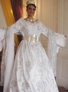 Robe De Mariage Marocaine : belle robe de mariage marocain blog de raton163 ~ Preciouscoupons.com Idées de Décoration