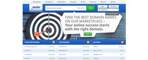 Sedo Domain Sedo Marketplace